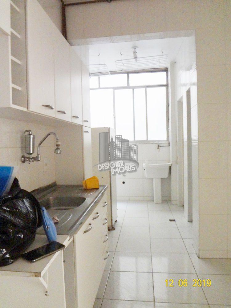 COZINHA - Apartamento Para Alugar - Rio de Janeiro - RJ - Leblon - LRA3014 - 23