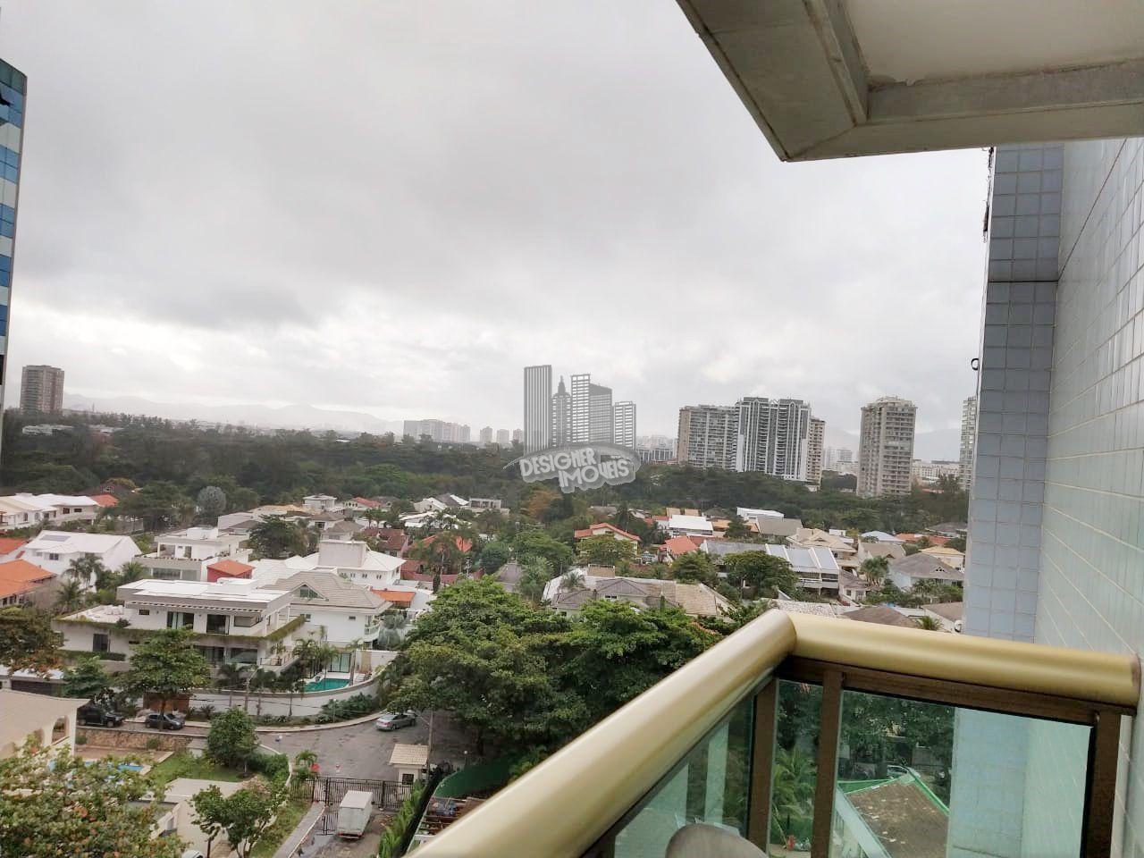 Flat Condomínio Barra Royal Plaza, Avenida Lucio Costa,Rio de Janeiro, Zona Oeste,Barra da Tijuca, RJ Para Alugar, 1 Quarto, 50m² - FLAT0001 - 5