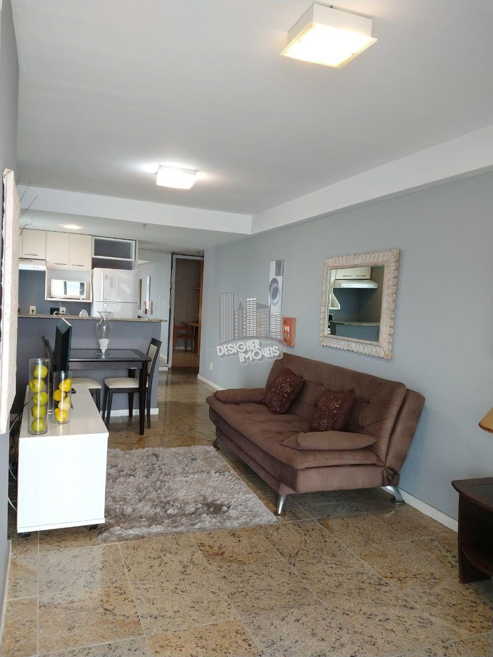 Flat Condomínio Barra Royal Plaza, Avenida Lucio Costa,Rio de Janeiro, Zona Oeste,Barra da Tijuca, RJ Para Alugar, 1 Quarto, 50m² - FLAT0001 - 7
