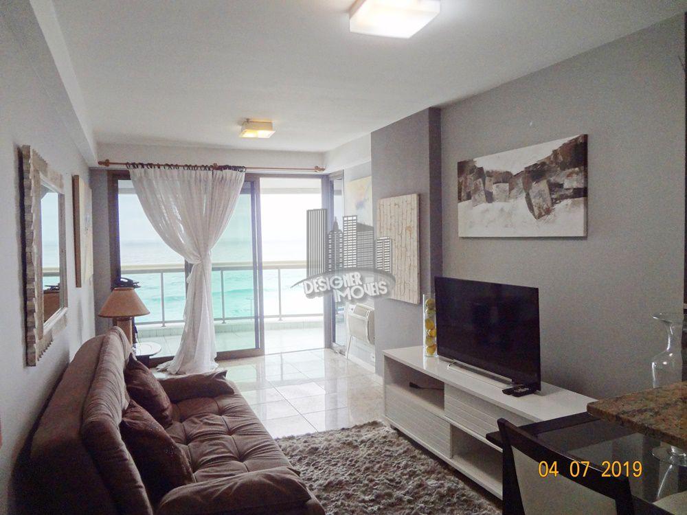 Flat Condomínio Barra Royal Plaza, Avenida Lucio Costa,Rio de Janeiro, Zona Oeste,Barra da Tijuca, RJ Para Alugar, 1 Quarto, 50m² - FLAT0001 - 8