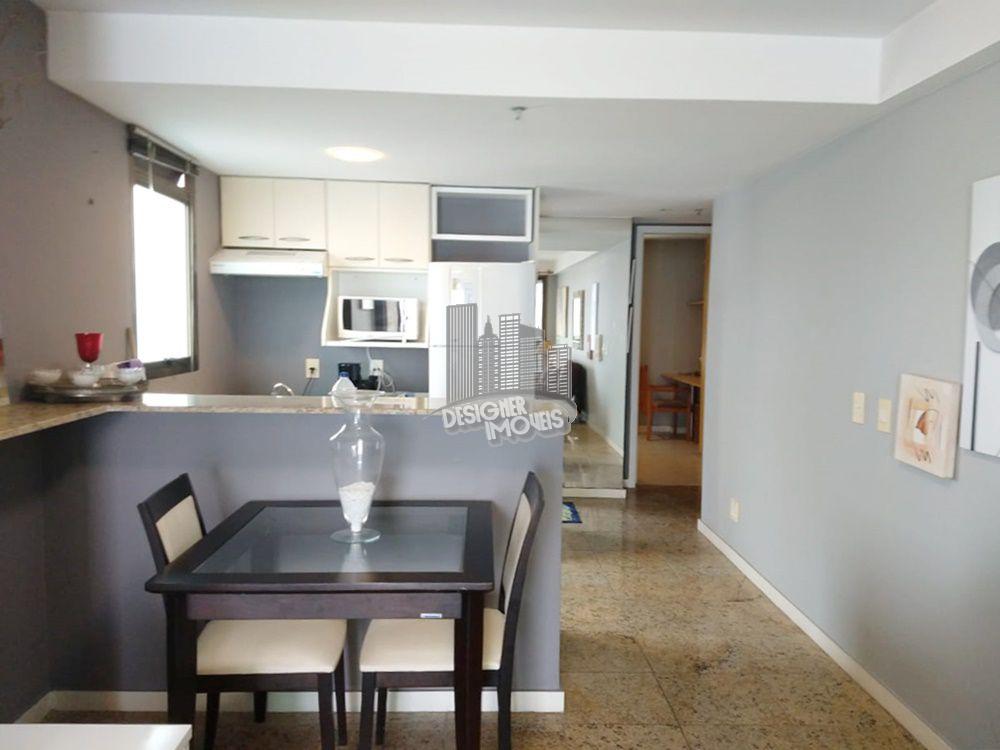 Flat Condomínio Barra Royal Plaza, Avenida Lucio Costa,Rio de Janeiro, Zona Oeste,Barra da Tijuca, RJ Para Alugar, 1 Quarto, 50m² - FLAT0001 - 9