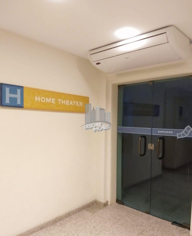 Flat Condomínio Barra Royal Plaza, Avenida Lucio Costa,Rio de Janeiro, Zona Oeste,Barra da Tijuca, RJ Para Alugar, 1 Quarto, 50m² - FLAT0001 - 18