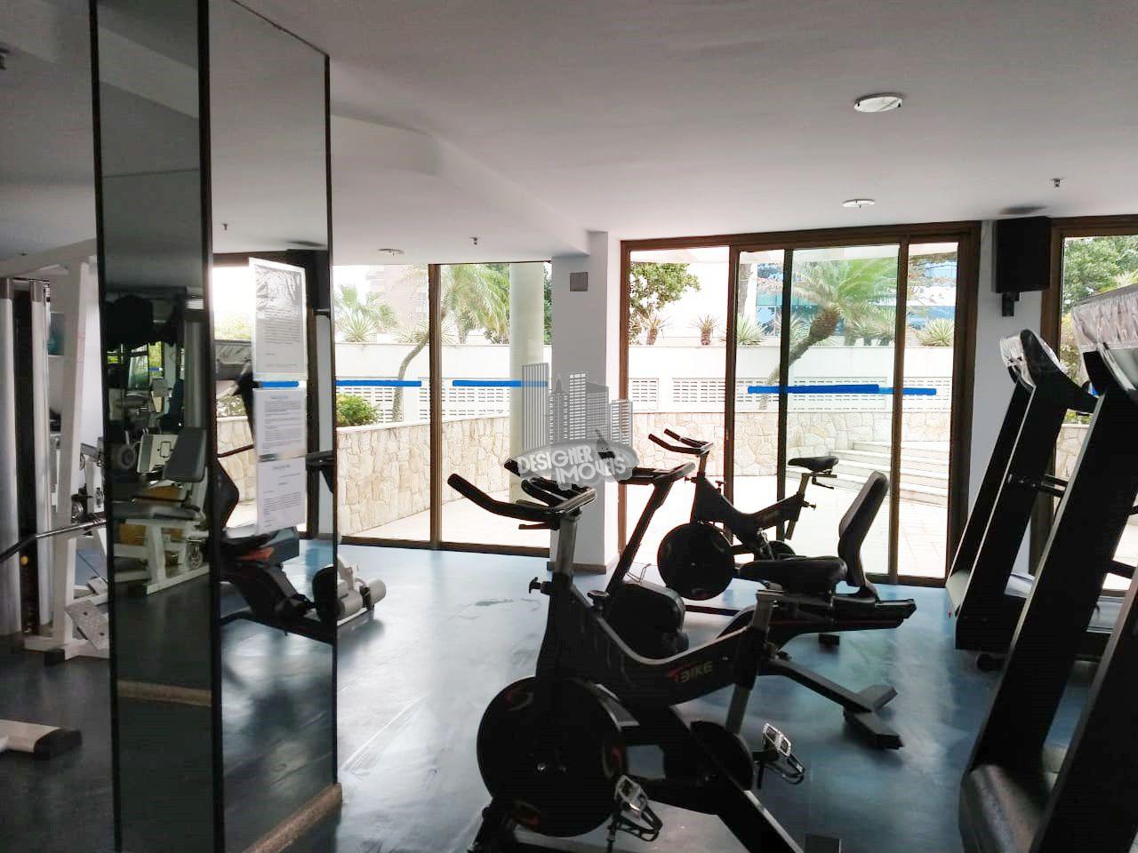 Flat Condomínio Barra Royal Plaza, Avenida Lucio Costa,Rio de Janeiro, Zona Oeste,Barra da Tijuca, RJ Para Alugar, 1 Quarto, 50m² - FLAT0001 - 20