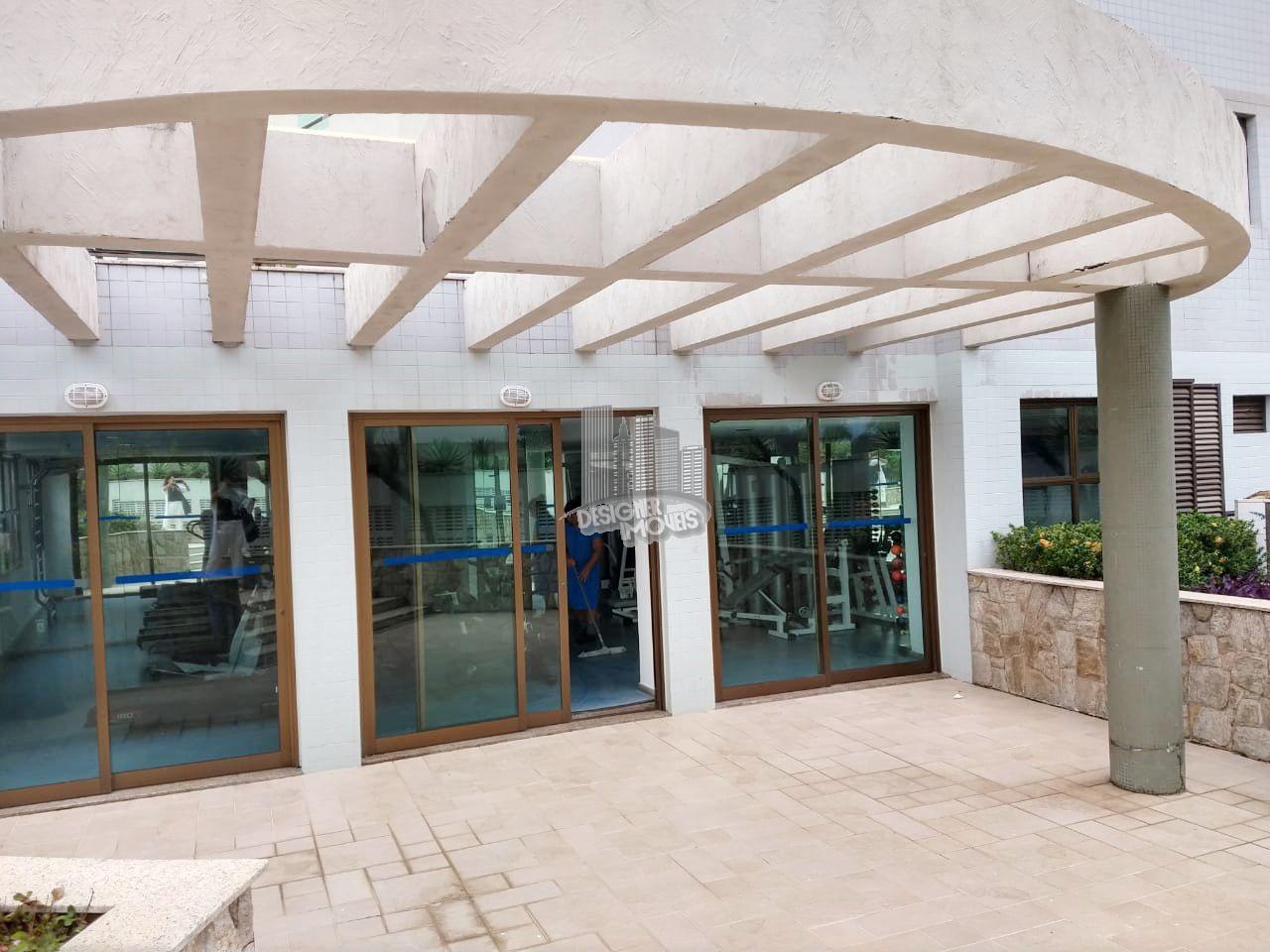 Flat Condomínio Barra Royal Plaza, Avenida Lucio Costa,Rio de Janeiro, Zona Oeste,Barra da Tijuca, RJ Para Alugar, 1 Quarto, 50m² - FLAT0001 - 21