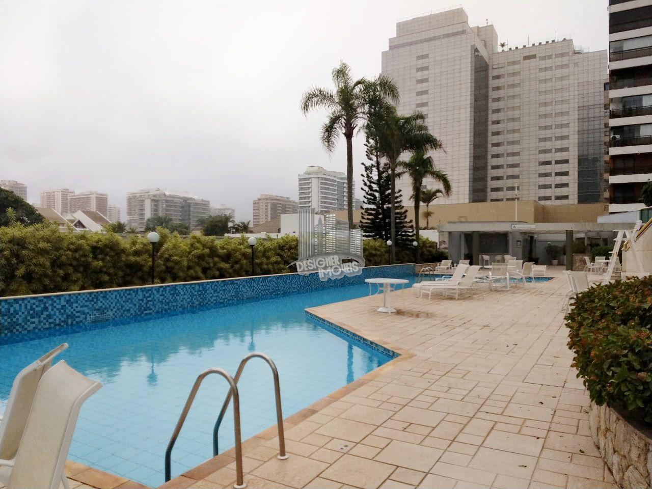 Flat Condomínio Barra Royal Plaza, Avenida Lucio Costa,Rio de Janeiro, Zona Oeste,Barra da Tijuca, RJ Para Alugar, 1 Quarto, 50m² - FLAT0001 - 22