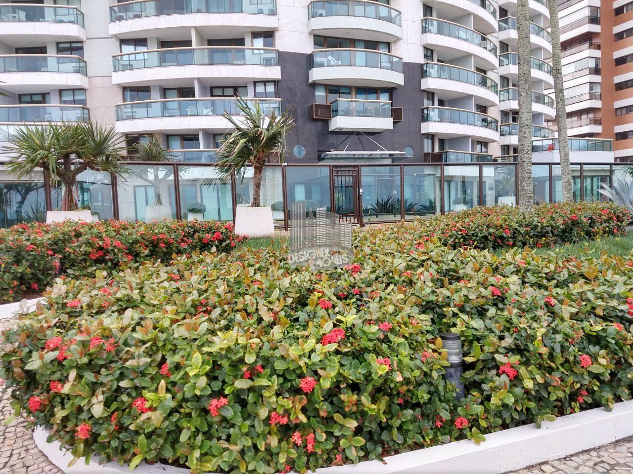 Flat Condomínio Barra Royal Plaza, Avenida Lucio Costa,Rio de Janeiro, Zona Oeste,Barra da Tijuca, RJ Para Alugar, 1 Quarto, 50m² - FLAT0001 - 23