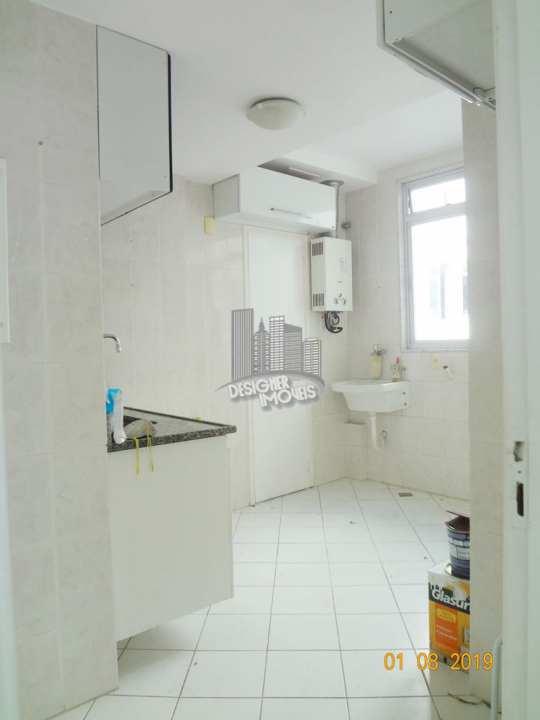 COPA COZINHA - Apartamento à venda Rua Raul da Cunha Ribeiro,Rio de Janeiro,RJ - LRA3022 - 12
