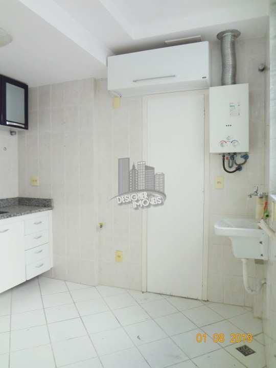 ÁREA DE SERVIÇO - Apartamento à venda Rua Raul da Cunha Ribeiro,Rio de Janeiro,RJ - LRA3022 - 13
