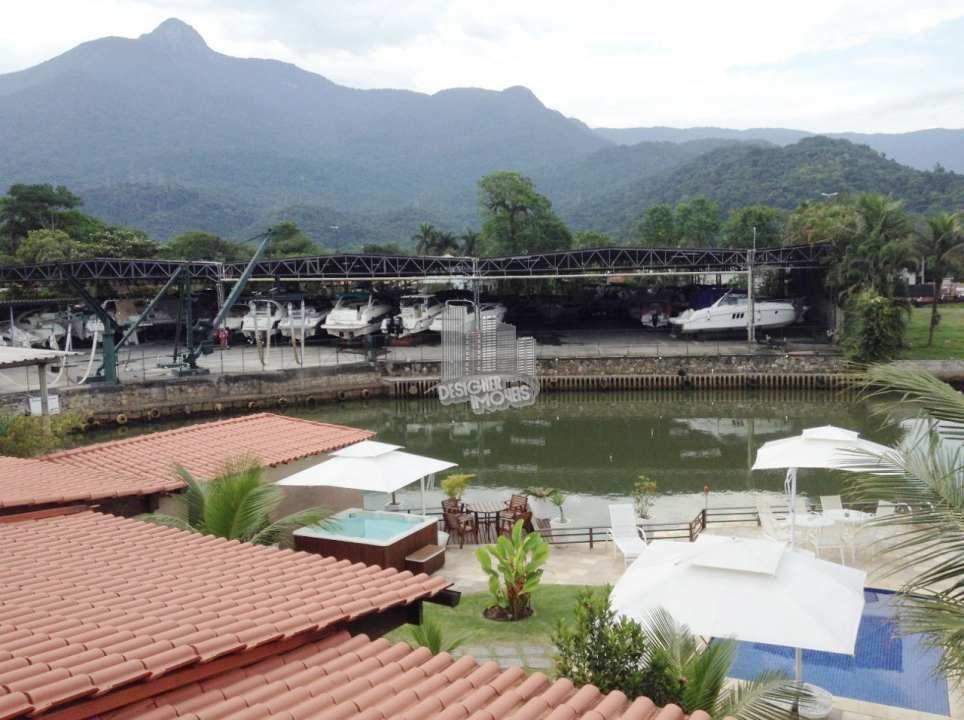 Vista  indevassável para hangar - Casa À Venda no Condomínio Porto Frade - Angra dos Reis - RJ - Frade (Cunhambebe) - VANGRA8881 - 11