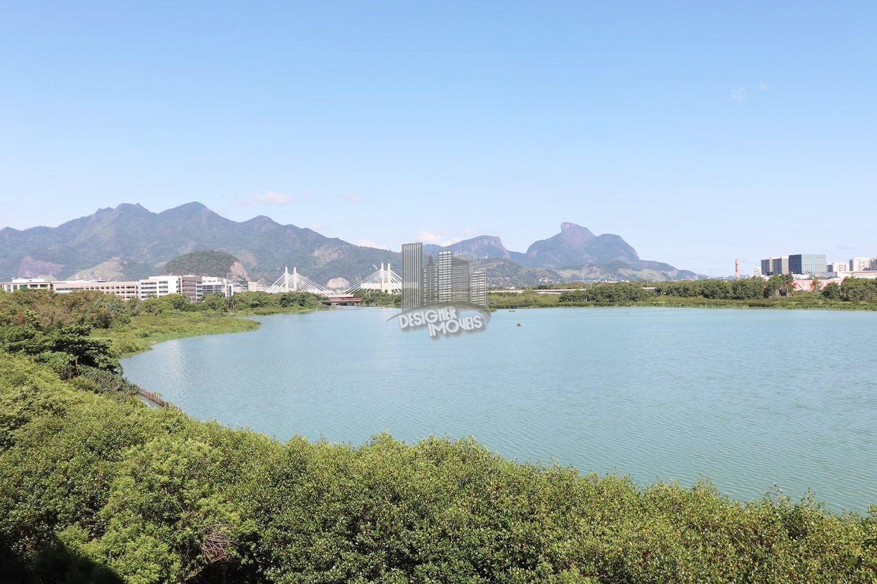 vista indevassável - Apartamento À Venda no Condomínio ESSENCE CONDOMINIUM - Rio de Janeiro - RJ - Jacarepaguá - VRA4021 - 1