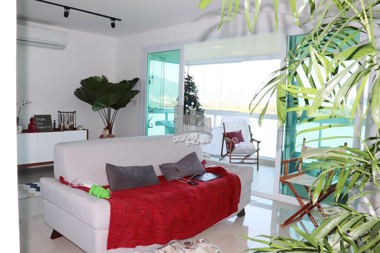 sala/varanda - Apartamento À Venda no Condomínio ESSENCE CONDOMINIUM - Rio de Janeiro - RJ - Jacarepaguá - VRA4021 - 4