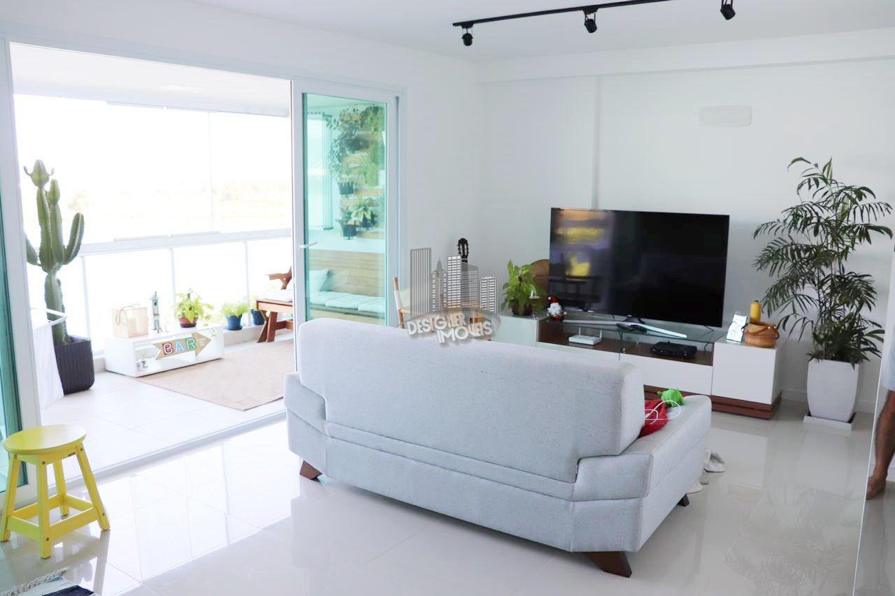 sala de estar - Apartamento À Venda no Condomínio ESSENCE CONDOMINIUM - Rio de Janeiro - RJ - Jacarepaguá - VRA4021 - 5