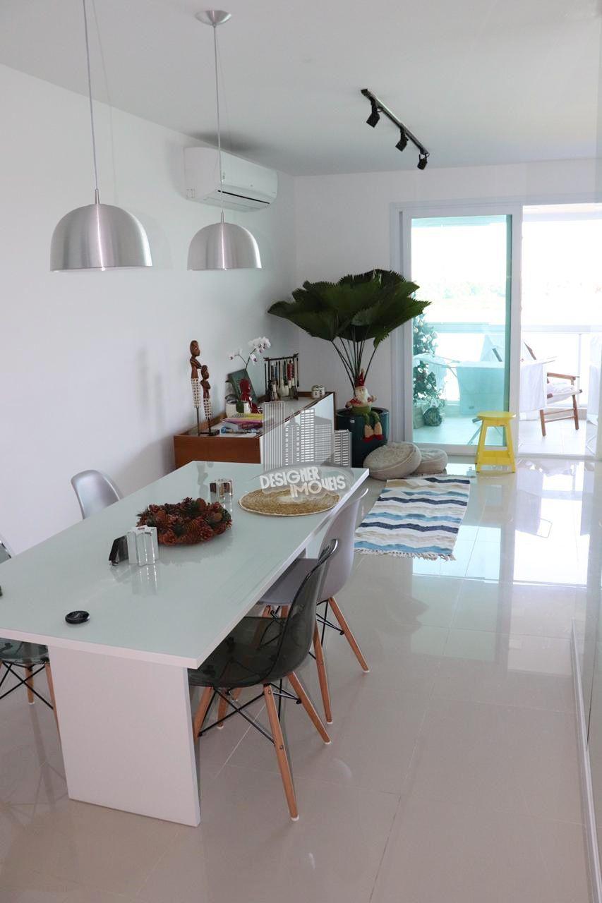 sala de jantar - Apartamento À Venda no Condomínio ESSENCE CONDOMINIUM - Rio de Janeiro - RJ - Jacarepaguá - VRA4021 - 6