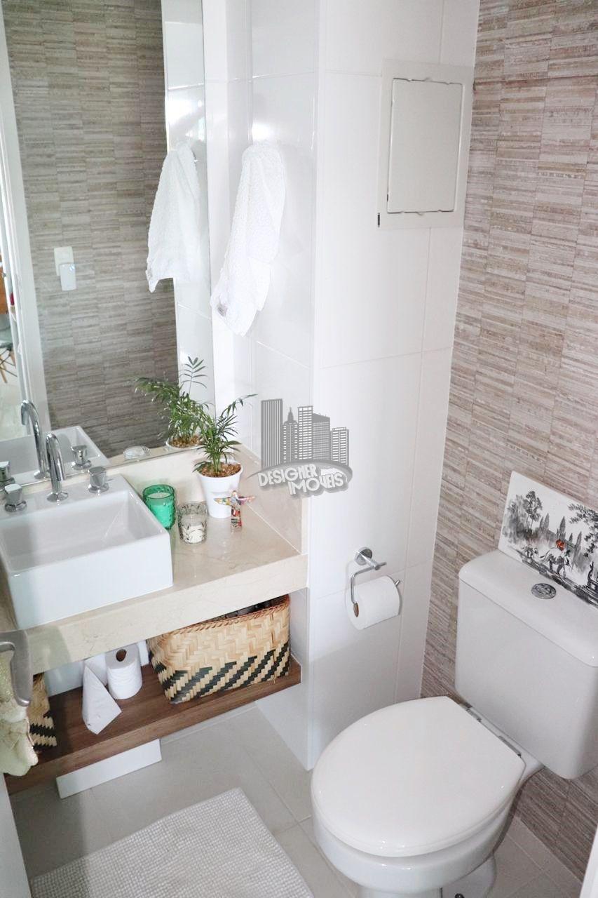 lavabo - Apartamento À Venda no Condomínio ESSENCE CONDOMINIUM - Rio de Janeiro - RJ - Jacarepaguá - VRA4021 - 8