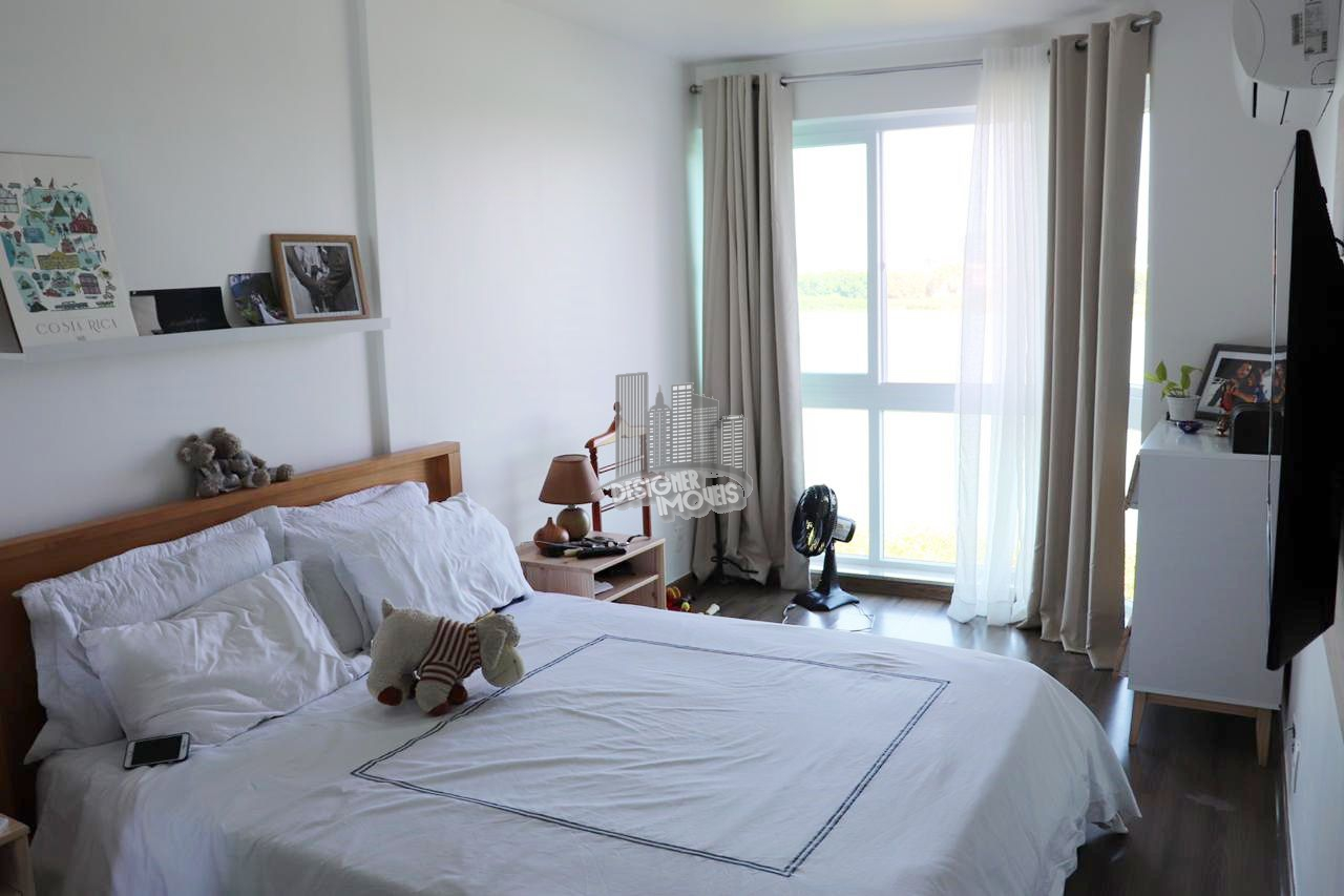 suíte casal - Apartamento À Venda no Condomínio ESSENCE CONDOMINIUM - Rio de Janeiro - RJ - Jacarepaguá - VRA4021 - 10