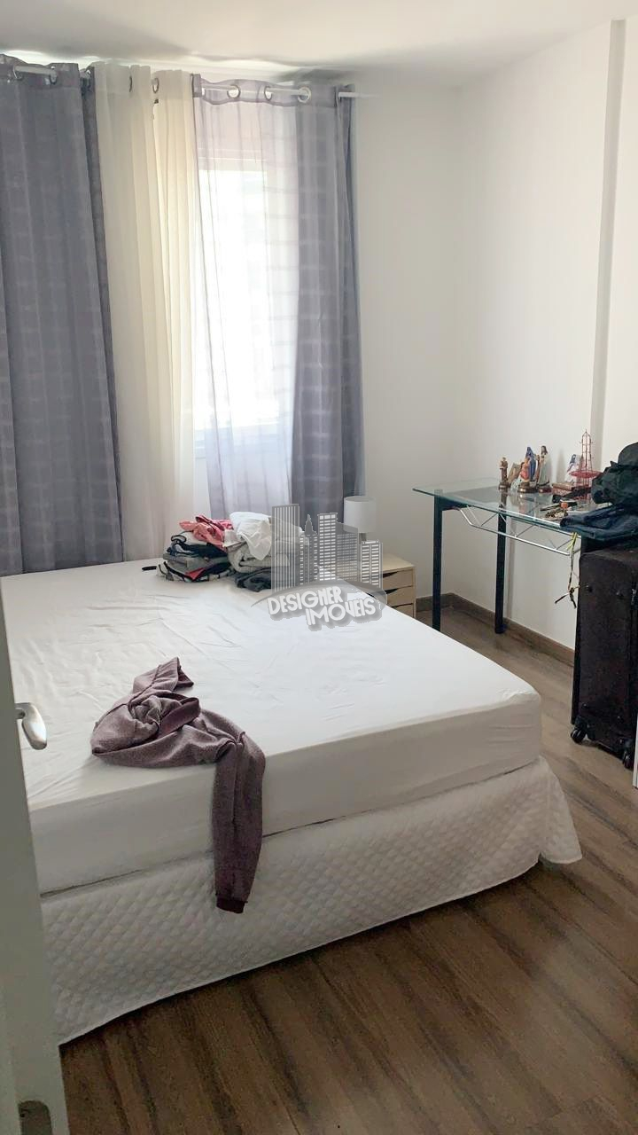 2º suíte - Apartamento À Venda no Condomínio ESSENCE CONDOMINIUM - Rio de Janeiro - RJ - Jacarepaguá - VRA4021 - 12