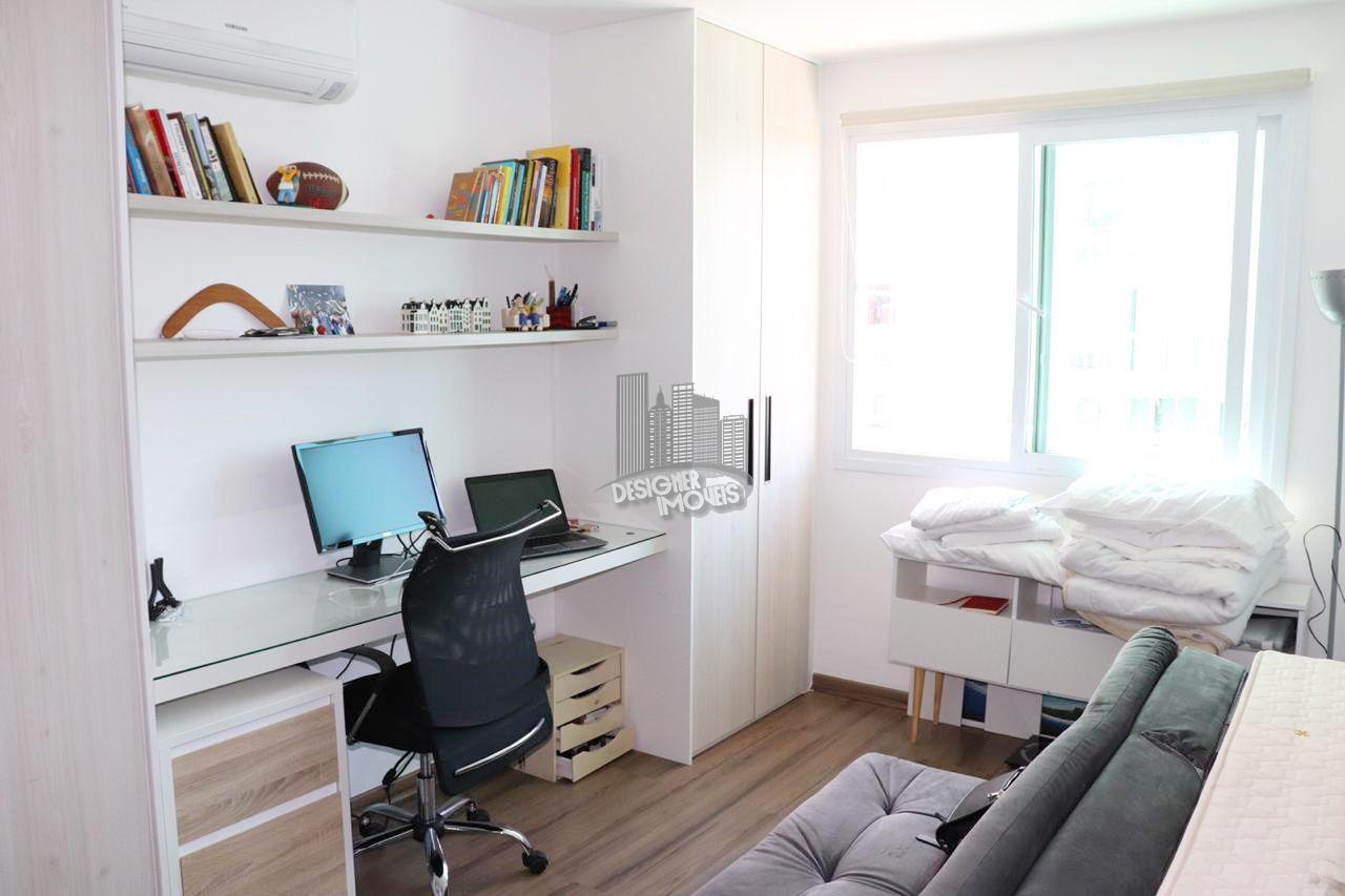 3º suíte  - Apartamento À Venda no Condomínio ESSENCE CONDOMINIUM - Rio de Janeiro - RJ - Jacarepaguá - VRA4021 - 13