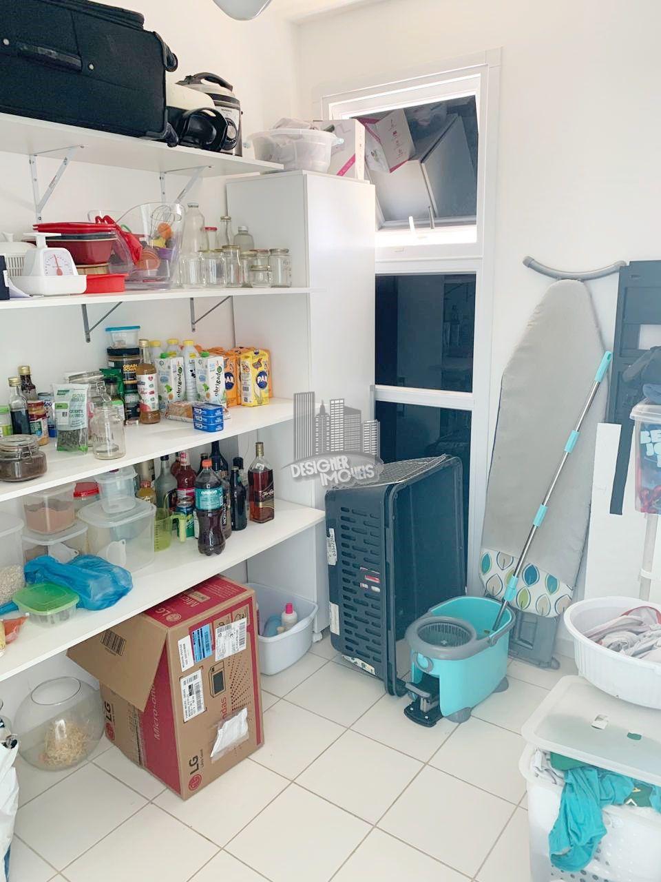despensa - Apartamento À Venda no Condomínio ESSENCE CONDOMINIUM - Rio de Janeiro - RJ - Jacarepaguá - VRA4021 - 17