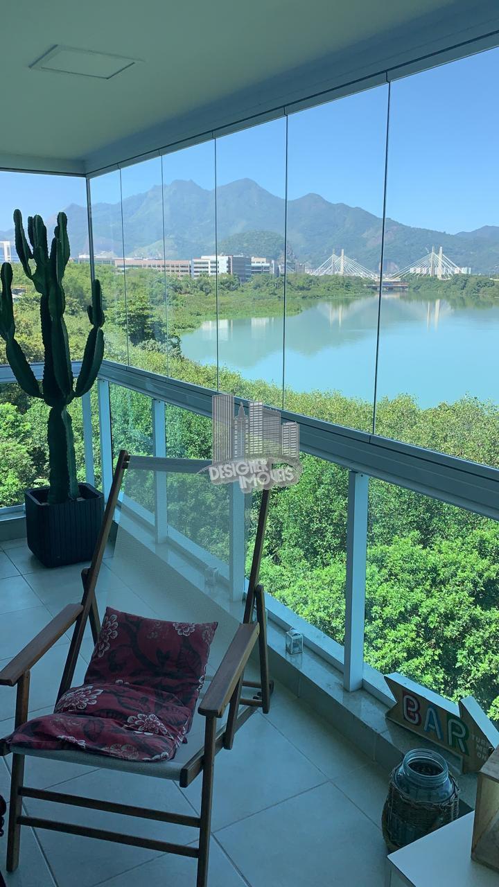 Apartamento À Venda no Condomínio ESSENCE CONDOMINIUM - Rio de Janeiro - RJ - Jacarepaguá - VRA4021 - 2