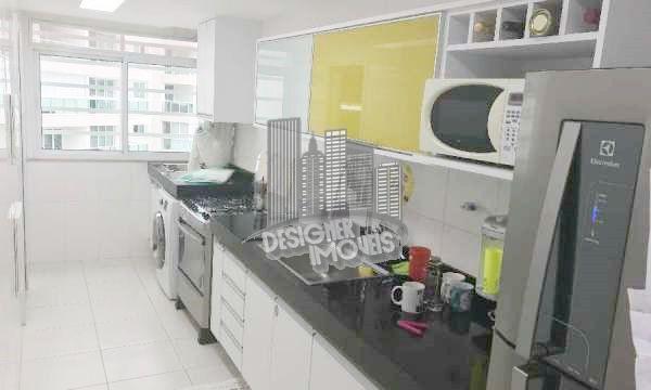 cozinha/área serviço - Apartamento À Venda no Condomínio ESSENCE CONDOMINIUM - Rio de Janeiro - RJ - Jacarepaguá - VRA4021 - 16