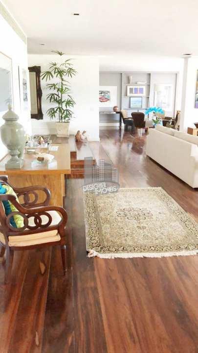 sala de estar - Apartamento CONDOMÍNIO MACHADO DE ASSIS, Avenida Atlântica,Rio de Janeiro, Zona Sul,Copacabana, RJ Para Venda e Aluguel, 4 Quartos, 677m² - VLRA8888 - 3