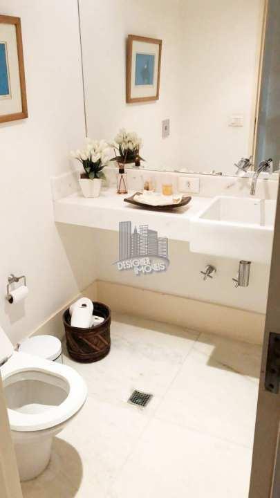 lavabo 2 - Apartamento CONDOMÍNIO MACHADO DE ASSIS, Avenida Atlântica,Rio de Janeiro, Zona Sul,Copacabana, RJ Para Venda e Aluguel, 4 Quartos, 677m² - VLRA8888 - 7