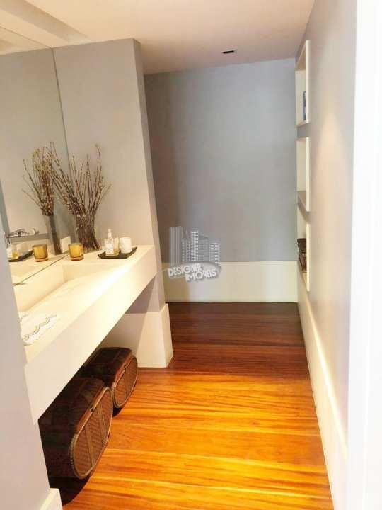 lavabo 1 - Apartamento CONDOMÍNIO MACHADO DE ASSIS, Avenida Atlântica,Rio de Janeiro, Zona Sul,Copacabana, RJ Para Venda e Aluguel, 4 Quartos, 677m² - VLRA8888 - 4