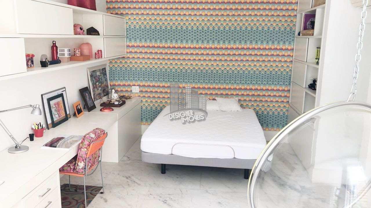 2ª suíte - Apartamento CONDOMÍNIO MACHADO DE ASSIS, Avenida Atlântica,Rio de Janeiro, Zona Sul,Copacabana, RJ Para Venda e Aluguel, 4 Quartos, 677m² - VLRA8888 - 15