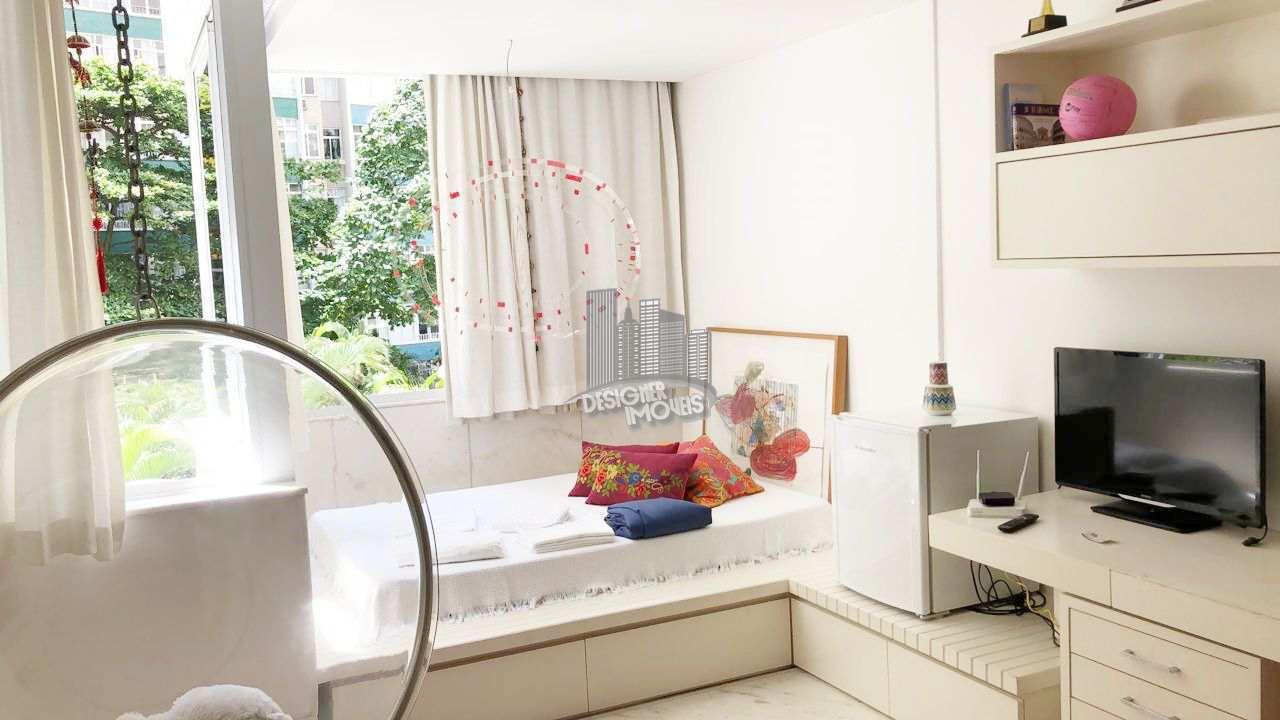 2ª suíte - Apartamento CONDOMÍNIO MACHADO DE ASSIS, Avenida Atlântica,Rio de Janeiro, Zona Sul,Copacabana, RJ Para Venda e Aluguel, 4 Quartos, 677m² - VLRA8888 - 16