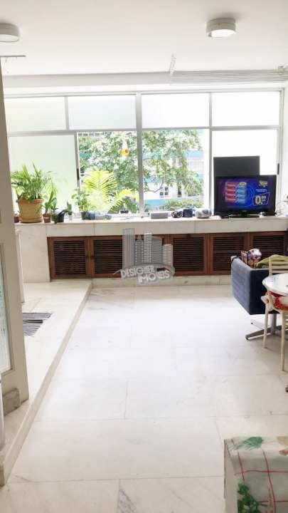 área de serviço com 2 dependências - Apartamento CONDOMÍNIO MACHADO DE ASSIS, Avenida Atlântica,Rio de Janeiro, Zona Sul,Copacabana, RJ Para Venda e Aluguel, 4 Quartos, 677m² - VLRA8888 - 25
