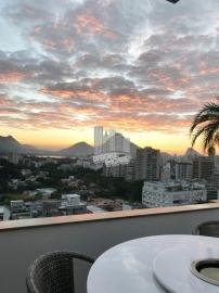 Cobertura Rua Engenheiro Cortes Sigaud,Rio de Janeiro, Zona Sul,Leblon, RJ À Venda, 3 Quartos, 145m² - COB002 - 1