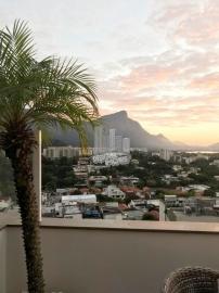 Cobertura Rua Engenheiro Cortes Sigaud,Rio de Janeiro, Zona Sul,Leblon, RJ À Venda, 3 Quartos, 145m² - COB002 - 9