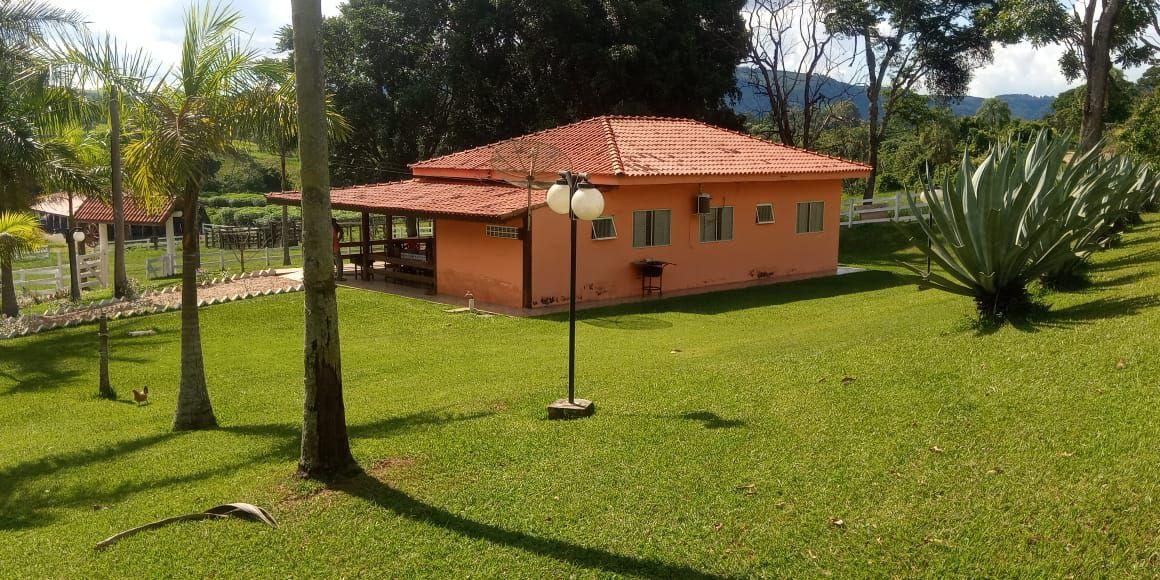 Sítio à venda Baixadão, Santa Maria da Serra - R$ 6.000.000 - ST002 - 1