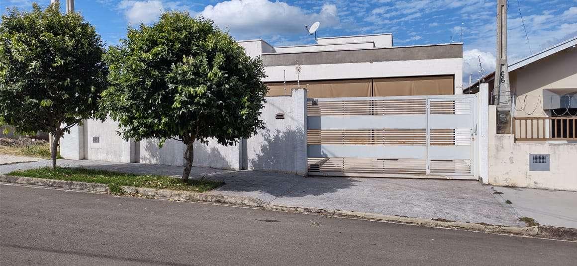 Casa 4 quartos à venda Jardim Itália, São Pedro - R$ 420.000 - CS092 - 1