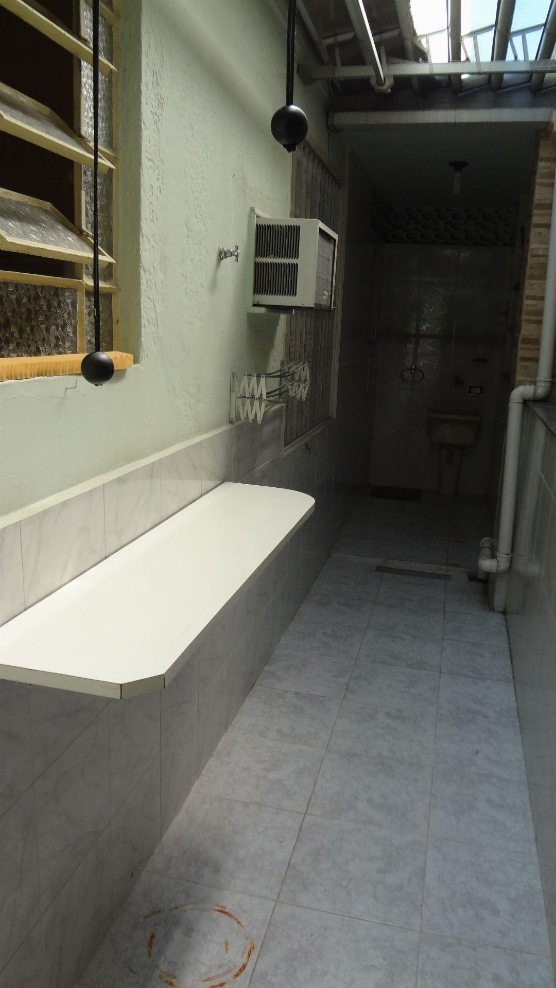 Área fundos - Casa Para Venda ou Aluguel - Higienópolis - Rio de Janeiro - RJ - 724 - 13
