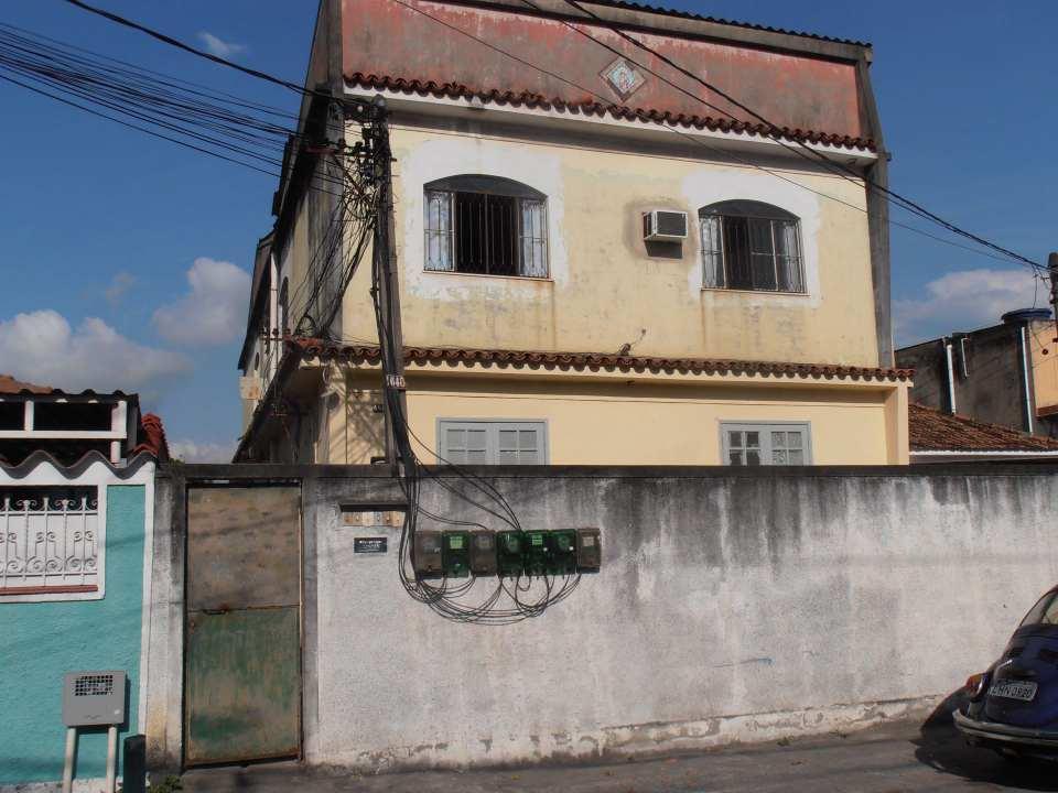 Apartamento para alugar Rua dos Limadores,Bangu, Rio de Janeiro - R$ 760 - SA0094 - 1