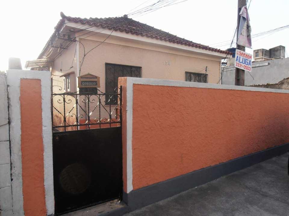 Casa para alugar Rua Acesita,Bangu, Rio de Janeiro - R$ 600 - SA0087 - 1