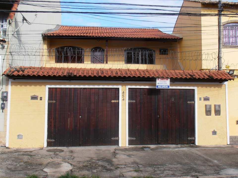 Casa para alugar Rua Barão de Piraquara,Padre Miguel, Rio de Janeiro - R$ 1.300 - SA0150 - 1