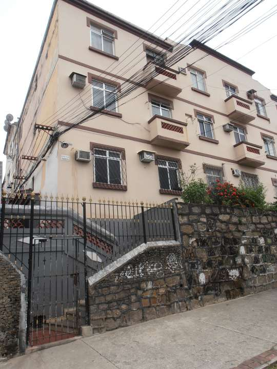 Apartamento para alugar Rua Barbosa Rodrigues,Cavalcanti, Rio de Janeiro - R$ 360 - SA0082 - 1