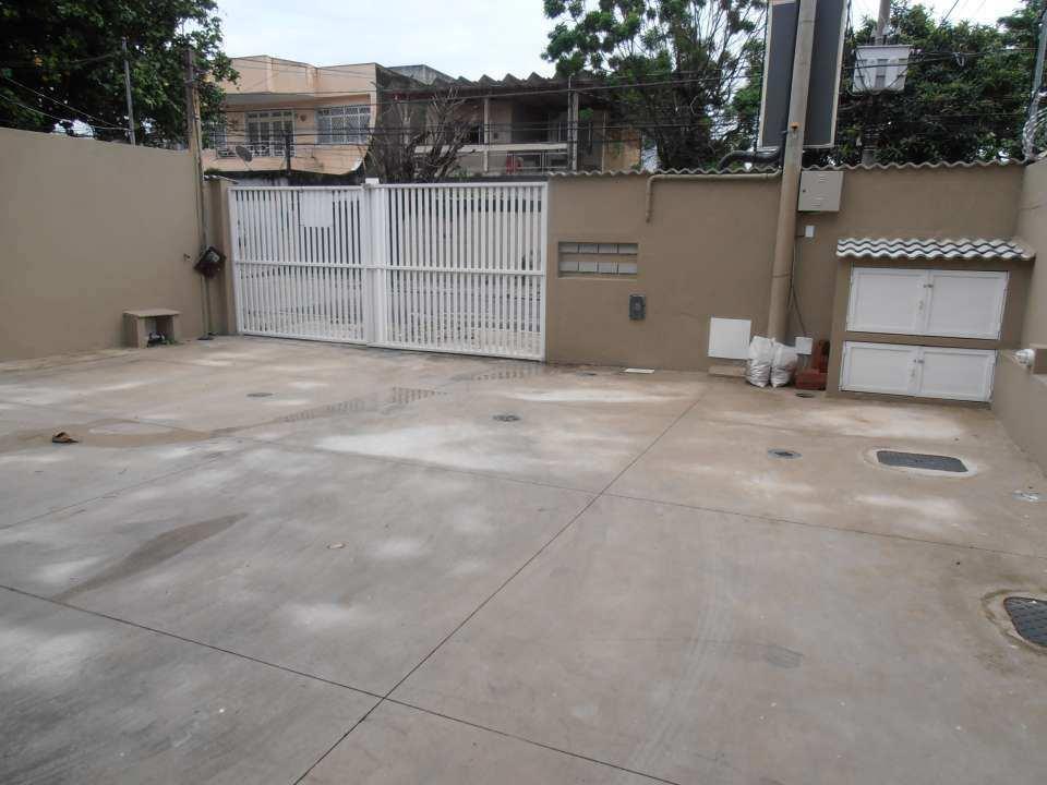 Apartamento para alugar Rua Professor Clemente Ferreira,Bangu, Rio de Janeiro - R$ 1.300 - SA0130 - 4