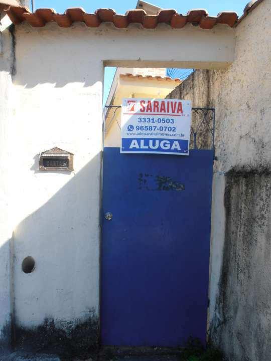 Casa para alugar Estrada da Água Branca,Realengo, Rio de Janeiro - R$ 600 - SA0017 - 3