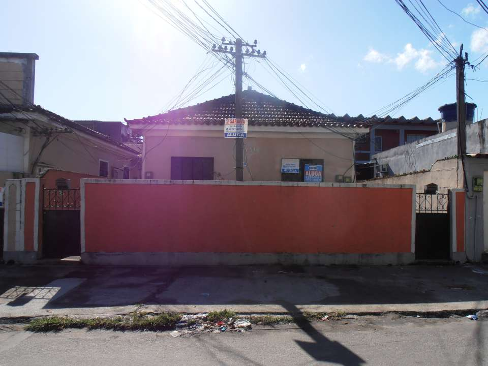 Casa para alugar Rua Acesita,Bangu, Rio de Janeiro - R$ 550 - SA0002 - 3