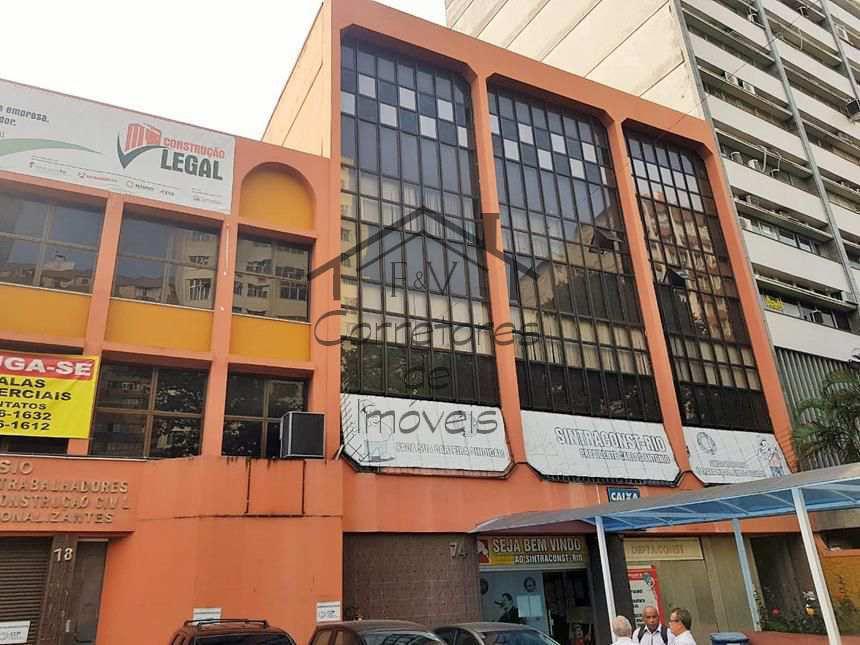 Prédio 4500m² à venda Rua Haddock Lobo,Estácio, zona norte,Rio de Janeiro - R$ 10.499.000 - FV792 - 2