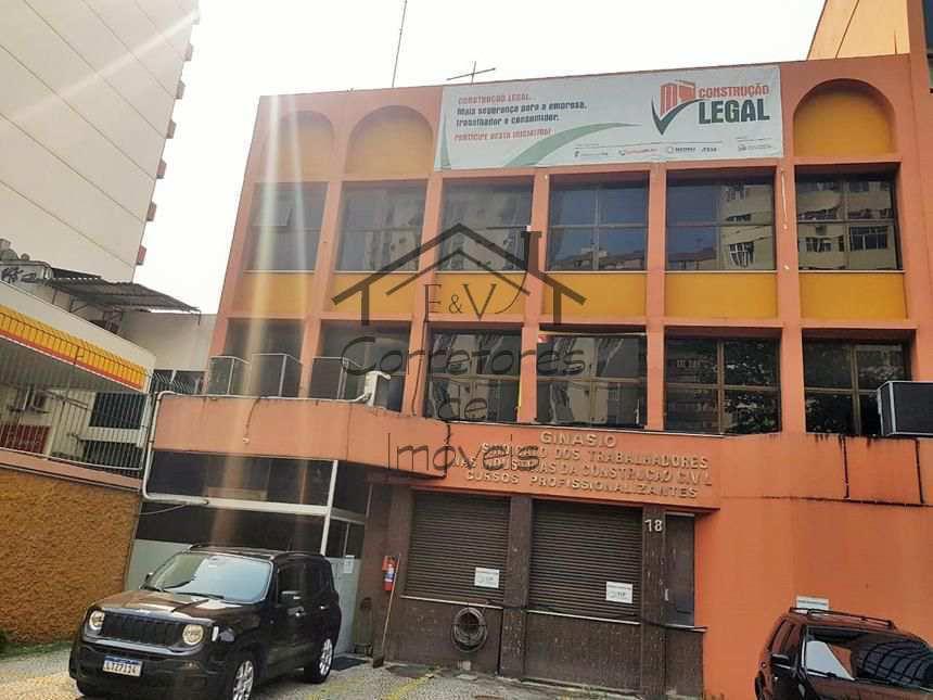 Prédio 4500m² à venda Rua Haddock Lobo,Estácio, zona norte,Rio de Janeiro - R$ 10.499.000 - FV792 - 6