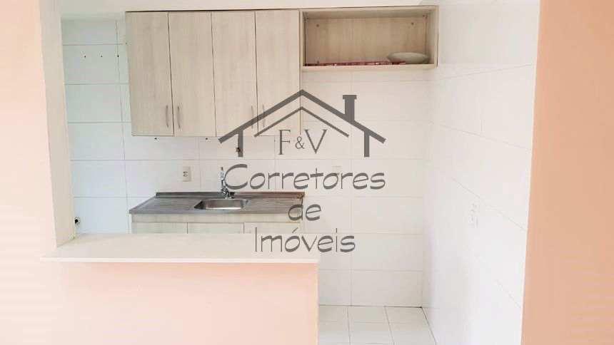 Apartamento à venda Rua São Luiz Gonzaga,São Cristóvão, Rio de Janeiro - R$ 320.000 - FV824 - 2