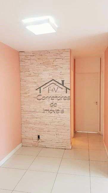 Apartamento à venda Rua São Luiz Gonzaga,São Cristóvão, Rio de Janeiro - R$ 320.000 - FV824 - 1