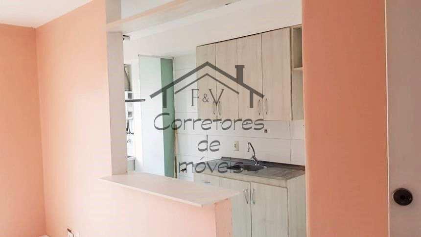 Apartamento à venda Rua São Luiz Gonzaga,São Cristóvão, Rio de Janeiro - R$ 320.000 - FV824 - 5