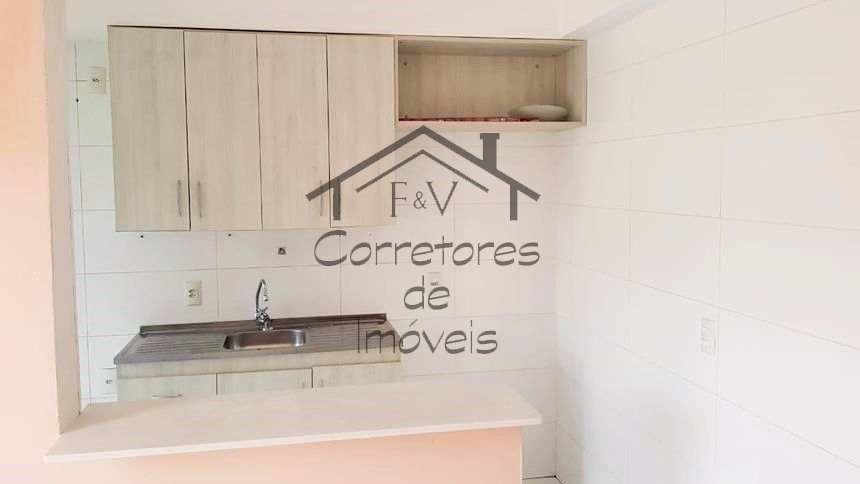 Apartamento à venda Rua São Luiz Gonzaga,São Cristóvão, Rio de Janeiro - R$ 320.000 - FV824 - 6
