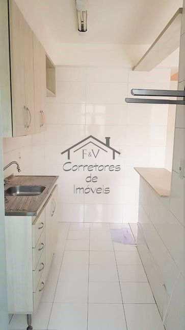 Apartamento à venda Rua São Luiz Gonzaga,São Cristóvão, Rio de Janeiro - R$ 320.000 - FV824 - 10