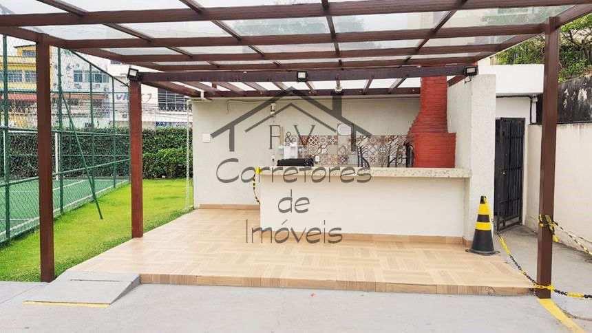 Apartamento à venda Rua São Luiz Gonzaga,São Cristóvão, Rio de Janeiro - R$ 320.000 - FV824 - 19
